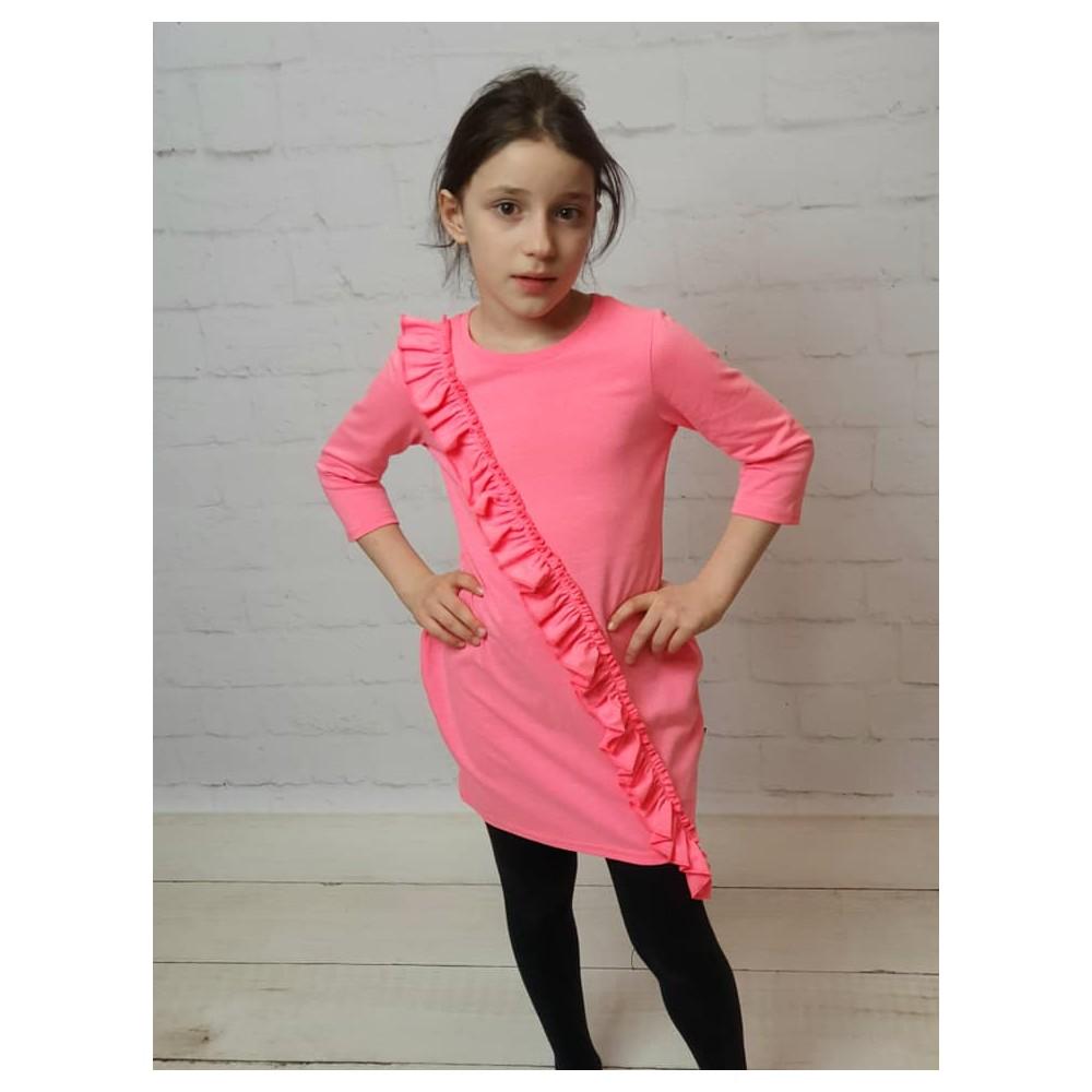 Šaty Vogue pudrově růžové (uni)