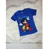 Chlapecké tričko Mickey mouse tmavě modré