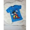 Chlapecké tričko Mickey mouse tyrkysové