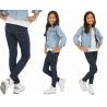 Dívčí legíny ala jeans
