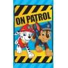 Malý ručník Paw Patrol 30 x 50 cm