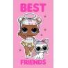 Malý ručník Lol Best Friends 30 x 50 cm