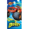 Dětská osuška Blaze Drive 70 x 140 cm