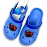 Crocsy Blaze světle modré