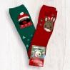 Dětské vánoční ponožky 3 duopack